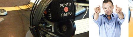 Doble debut de J.A. de Abellán en Punto Radio