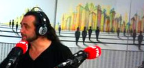 El renovado estudio de Radio 3