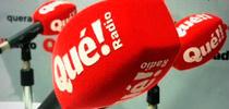 Así fue el lanzamiento de Qué! Radio en septiembre de 2015